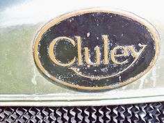 Cluley manufactured automobiles in the UK from 1921 to 1928.