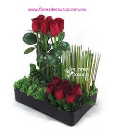 Catálogo de arreglos florales San Valentín · Oaxaca