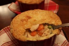 This amazing chicken pot pie lives up to its name. Use homemade stock and pie crust, and this is simply to die for. Homemade Chicken Pot Pie, Homemade Pie Crusts, Savory Tart, Creamed Mushrooms, Meal Planning, Food And Drink, Cooking Recipes, Pot Pies, Meals