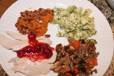 Paleo Thanksgiving Dinner