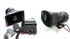 Top 5 Best Cheap Car Loudspeakers Reviews 2016  Best Car Audio Speakers Alarm Siren Horn Loudspeaker