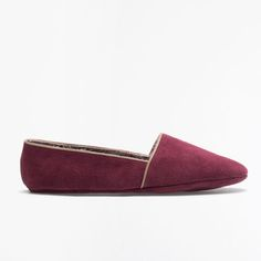 LEATHER CAMPING SLIPPER | ZARA HOME United States of America
