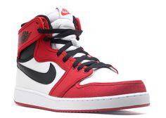 7e23ce033c1a New Arrival AIR JORDAN 1 KO HIGH AJKO white black-gym red 638471 101