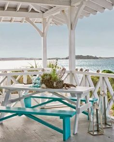House of Turquoise: My Dream Vacation Home