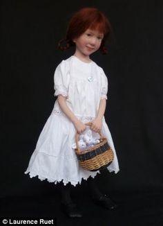 Laurence Ruet doll