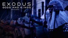 Cinefest Coverage | Films of Interest (F.O.I.):  Exodus: Gods and Kings | Egyptologists Featurette [HD] | 20th Century FOX