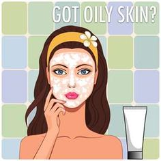 How To Take Care of Facial Oily Skin