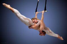 Nicole Pearson - Duo Dance Trapeze