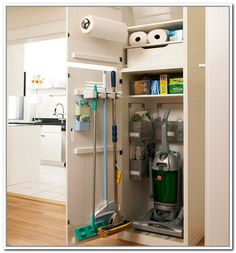 closets and storage places | Utility Storage Closet Ideas - General Storage : Best Storage Ideas # ...