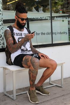 Barbe hipster – le style à poils
