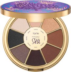 tarte Rainforest of the Sea Eyeshadow Palette Volume II. This is an affiliate link.