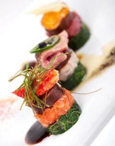 Three Roll Sushi at Sushi Siam