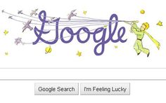 The Little Prince makes it to Google!