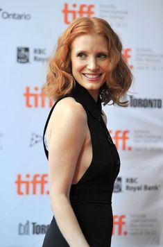 "Sep 15 | ""Take Shelter"" Premiere - 2011 Toronto International Film Festival - HQ 055 - Jessica Chastain Network"