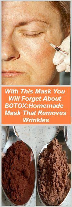 Homemade Mask That Removes Wrinkles Beauty Care, Beauty Skin, Beauty Hacks, Hair Beauty, Belleza Diy, Tips Belleza, Homemade Mask, Homemade Beauty, Homemade Recipe