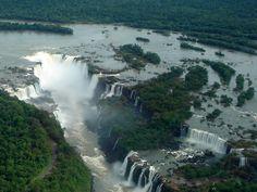 Falls of Iguasu, Brasil