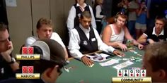 Odds Are 1 in 2.7 Billion Of This Bad Poker Beat Happening…Ouch!