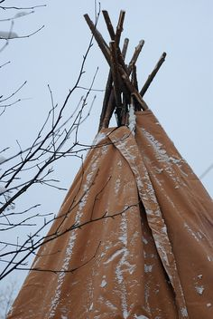 Teepee Top, via Flickr.