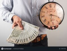 Free Concept of manage your time and earn more money Photo Earn More Money, My Money, Business Photos, Concept, Free, Indian, Times, Poster, Design