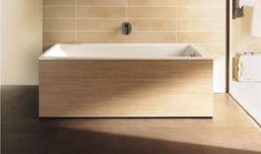 Duravit Onto Bathtub Design Matteo Thun  Bathroom With Wood : Aesthetics Eco Friendly Bathroom Design Check more at http://www.showerremodels.org/509/bathroom-with-wood-aesthetics-eco-friendly-bathroom-design.html