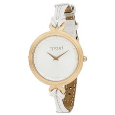 Ripcurl oo long Summer days that I don't want to end..who needs the time? Not me! But I sure love a beautiful watch on my wrist, and this is it! The white is fabulous and the strap is skinny like a bracelet..love it. @Metropolisatmet #Findwhatyoulove