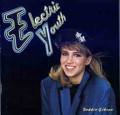 Debbie Gibson. Electric Youth!