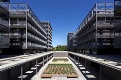 Social Housing at Boera Park / Peñín Architects