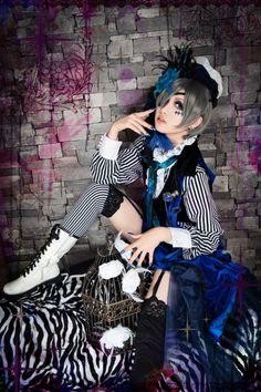 Kuroshitsuji | Ciel Phantomhive #cosplay #anime