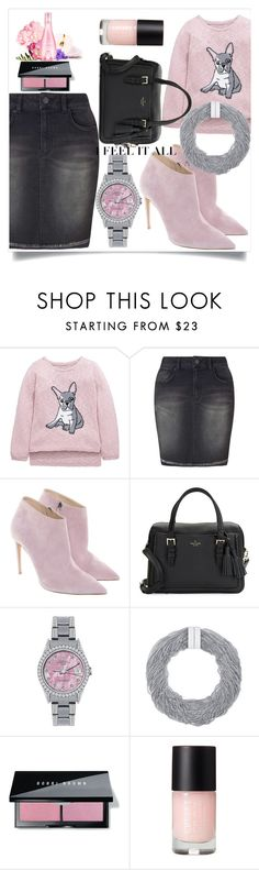"""""""Untitled #766"""" by capm ❤ liked on Polyvore featuring Miss Selfridge, Ralph Lauren, Kate Spade, Rolex, Bex Rox and Bobbi Brown Cosmetics"""