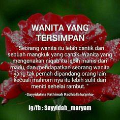 Kata Mutiara Sayyidah Fatimah Az Zahra Cikimm Com