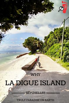 La Digue Island from the Seychelles archipelago is one of the prettiest places on earth & one of the few places worthy of being called 'paradise on earth'.