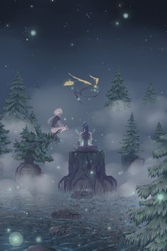 Kanda X Allen | Gray-man: Kanda x Allen 5 by Shailo beyond beautiful, so serene