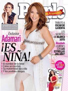 Adamari Lopez, love her attitude in life,  love her charisma,  love her hair...