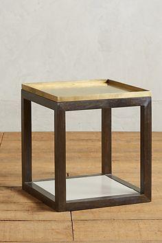Edda Side Table #anthropologie