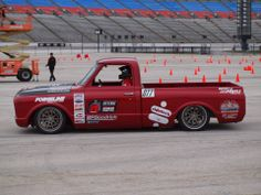 The Smitty's Custom Automotive, Ltd Chevy C10 on Forgeline RB3C wheels competing at the Ultimate Street Car Association event at Texas last weekend. See more of this truck at: http://www.forgeline.com/customer_gallery_view.php?cvk=656  #Forgeline #RB3C #notjustanotherprettywheel #madeinUSA #Chevy #C10
