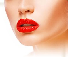 Injecting collagen into the lips is an easy way of enlarging or shaping them. Allergy Testing, Hair Designs, Collagen, Allergies, Surgery, Sculpting, Lips, Honeymoon Packages, Plastic