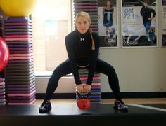 Fat Burning Kettlebell Workout « Jenn-Fit Blog – Healthy Exercise | Healthy Food | Healthy Living