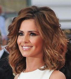 Bing : Medium Long Hair Cuts----Perfect length with a bob style