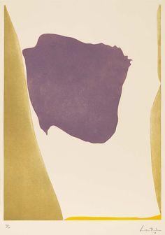 Lilac Arbor by Helen Frankenthaler / American Art
