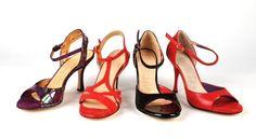 Bandolera tango shoes Tango Shoes, Online Clothing Stores, Beautiful Shoes, Sandals, Clothes, Fashion, Hearts, Zapatos, Ballroom Dance