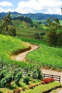 countryside by Eva0707