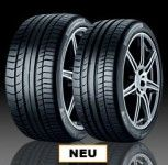 CONTINENTAL  225/45R17 91V SP.CONTACT 5 FR  Estivi