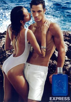 Lucho Jacob for Express Loyalty Fragrance