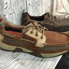 Everyone needs their own pair of Sperrys. These are them. They're high performance and have strong grip!