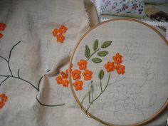 Bordado - Embroidery   by Eun Wa