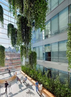 Project: Massachusetts General Hospital, Lunder Building. Firm: NBBJ. Location: Boston, Massachusetts. #healthcaredesign