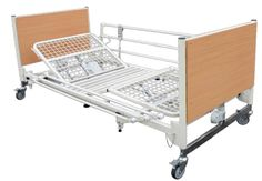 Folding Homecare Bed