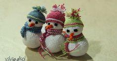 Crochet Toys, Knit Crochet, Alice, Christmas Ornaments, Knitting, Holiday Decor, Home Decor, Babies, Amigurumi