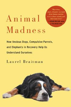 Animal Madness: How Anxious Dogs, Compulsive Parrots, and Elephants in Recovery Help Us Understand Ourselves by Laurel Braitman http://smile.amazon.com/dp/1451627009/ref=cm_sw_r_pi_dp_6jtNtb0Z8FW6Y0FZ