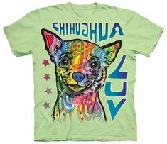 Chihuahua Means Luv